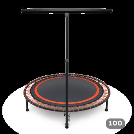 mini trampoline oranje