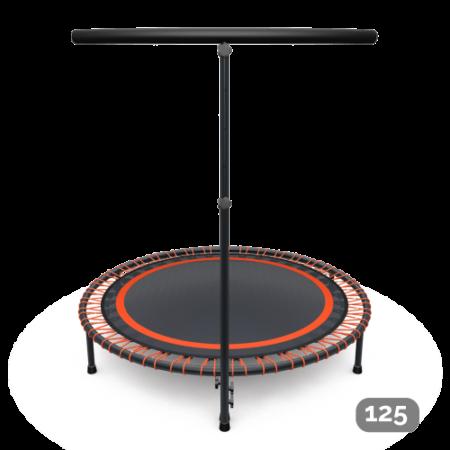Fitness trampoline oranje