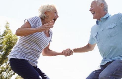ouderen bewegen