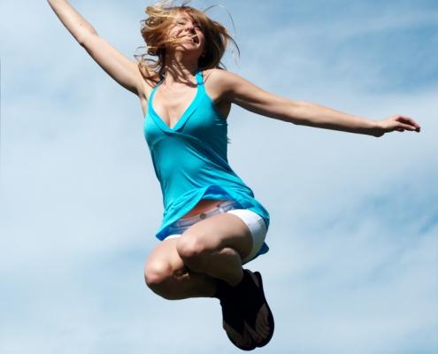 gezondheidsvoordelen trampolinespringen